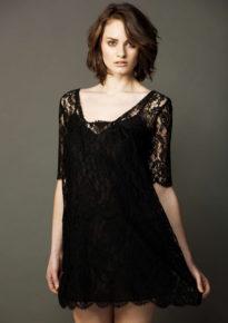 Robe-tunique-noire-dentelle-de-calais-escale_3